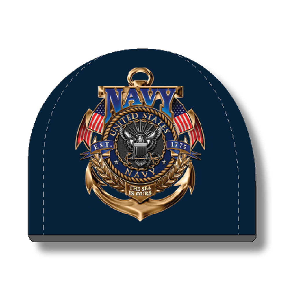 Beanie - Navy