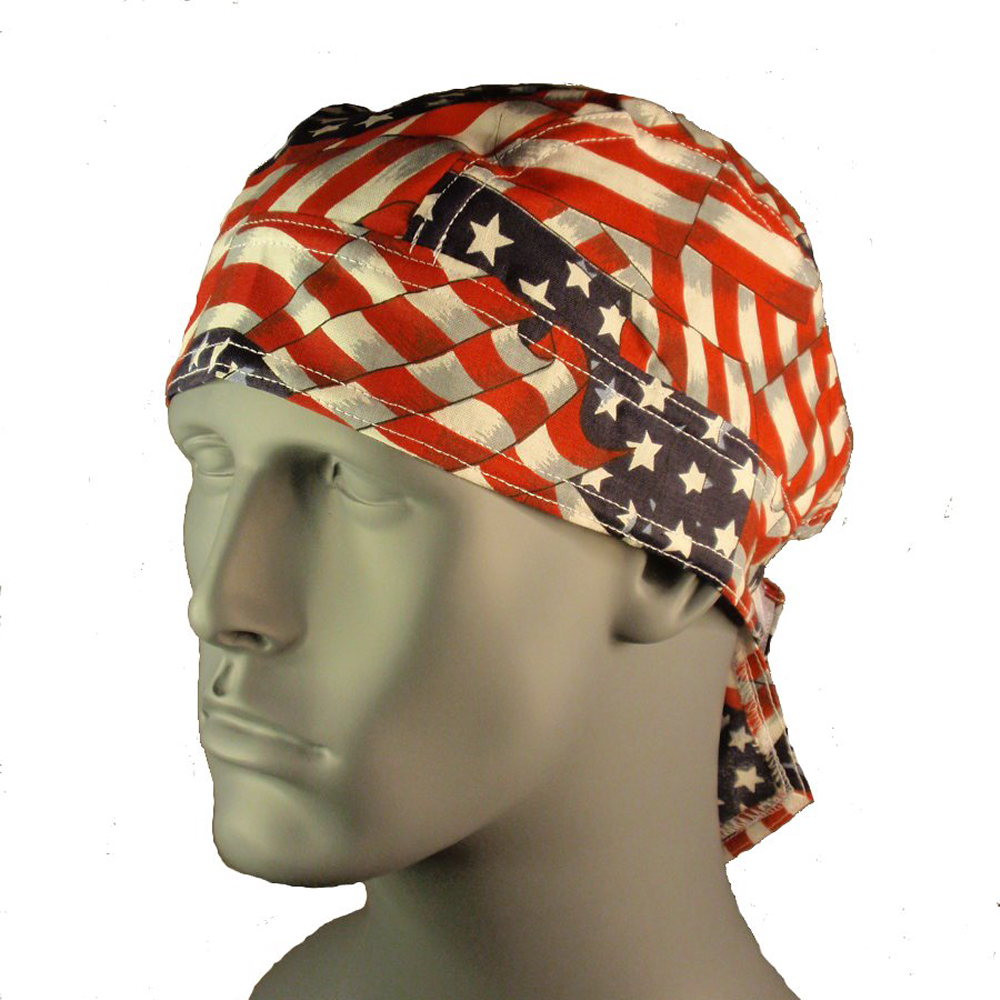 USA Flag - Velcro Closure