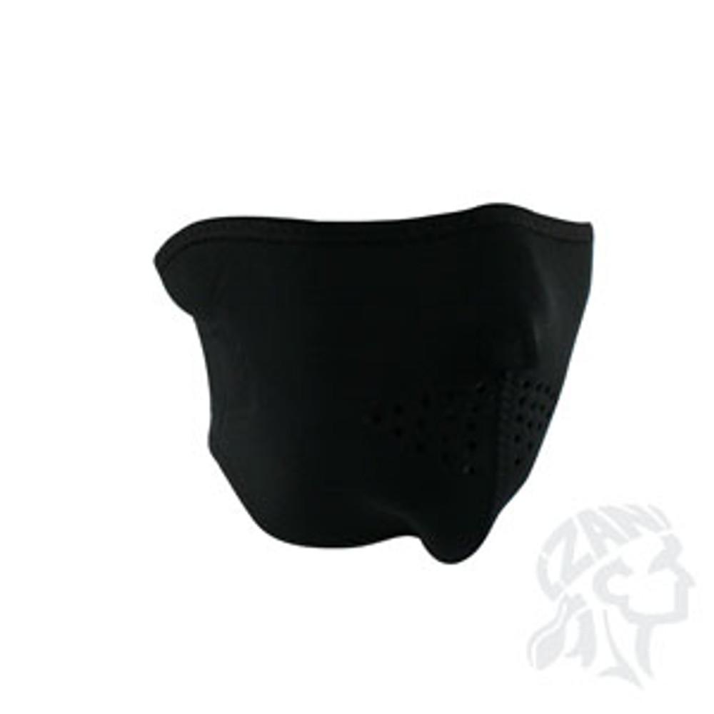 Neoprene Half Mask - Black