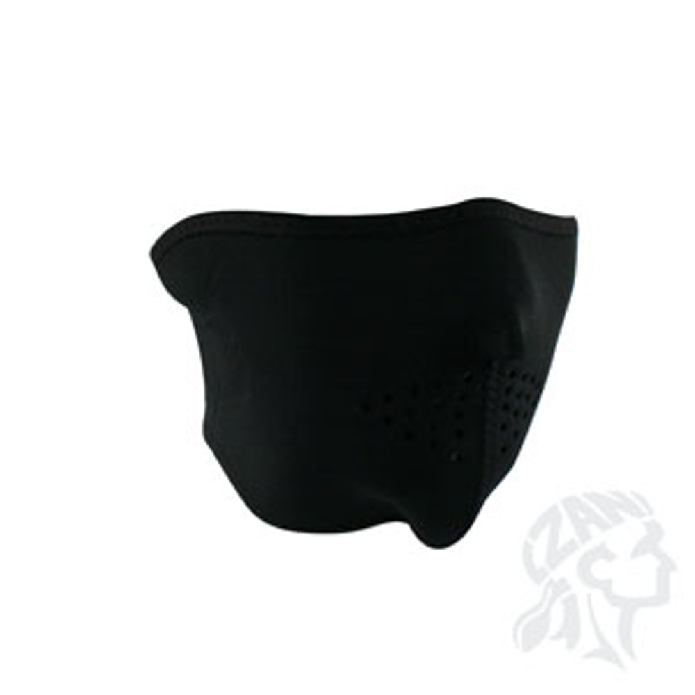 Neoprene Half Mask - Black