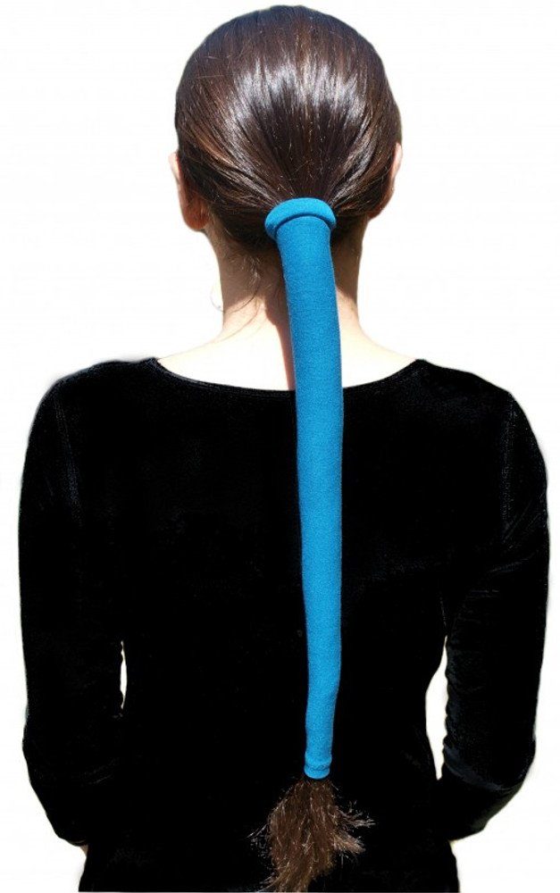 Wrapter Hair Tube - Turquoise