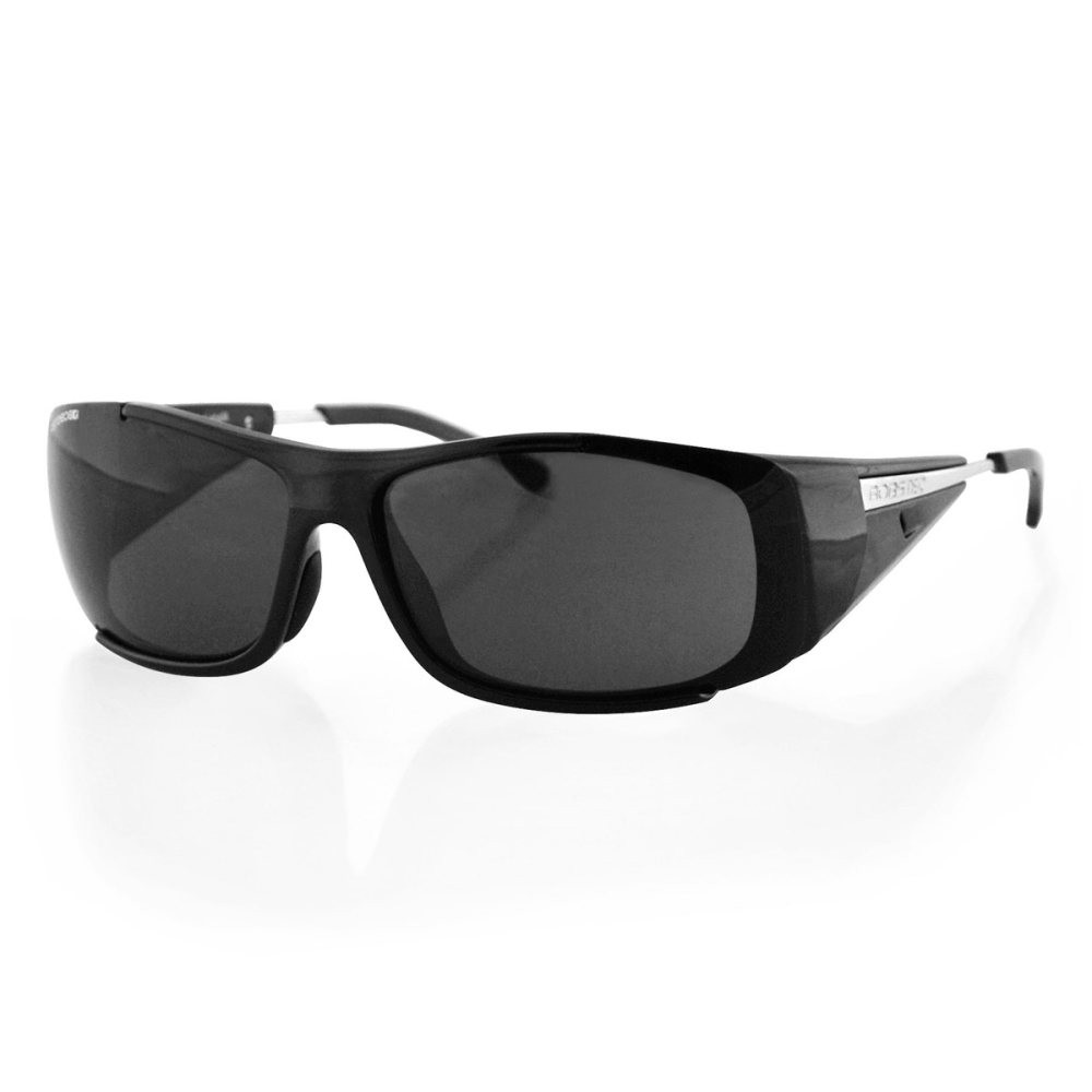 Sunglasses - Motorcycle -Traitor - Black Frame