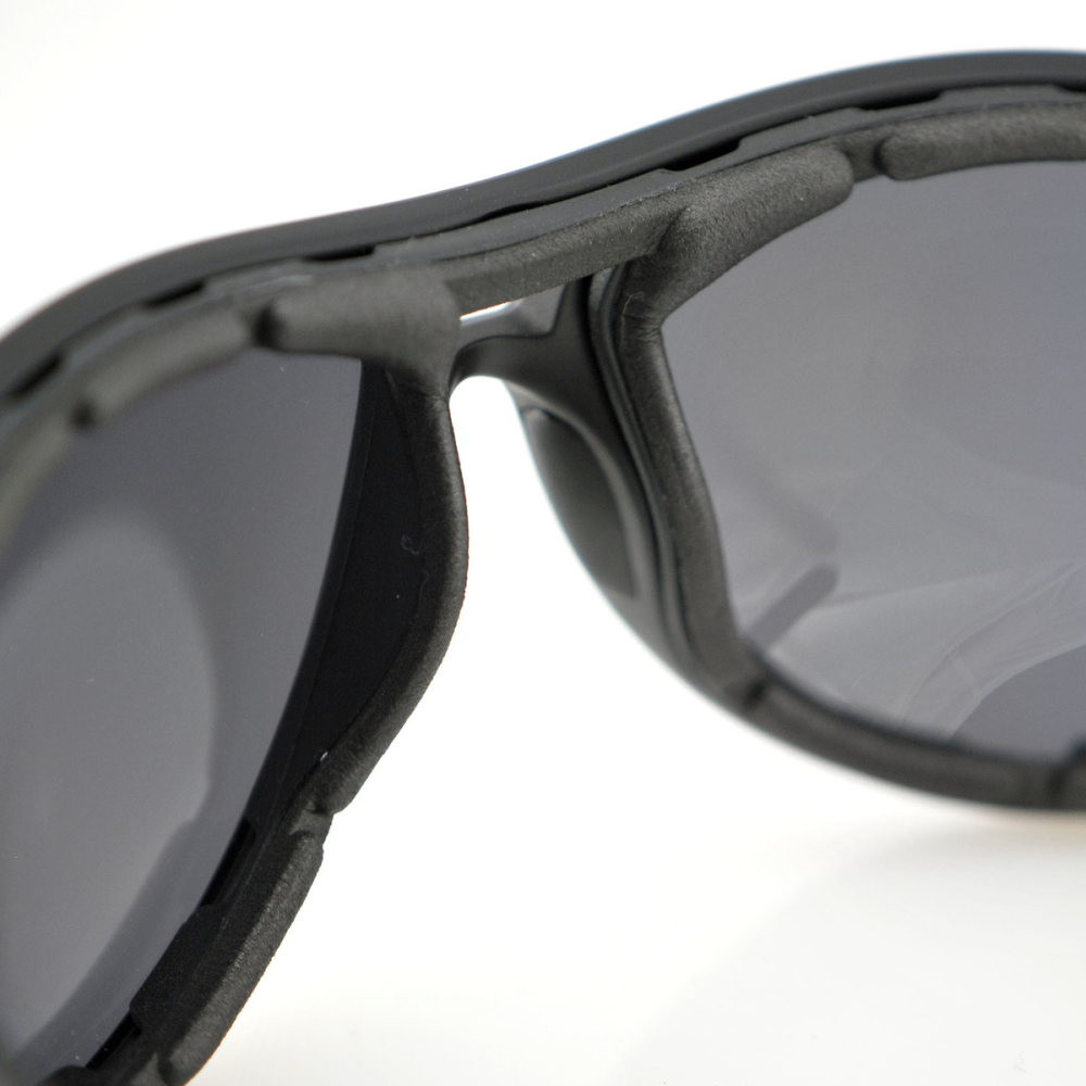 Sunglasses - Motorcycle -Criminal - Black Frame