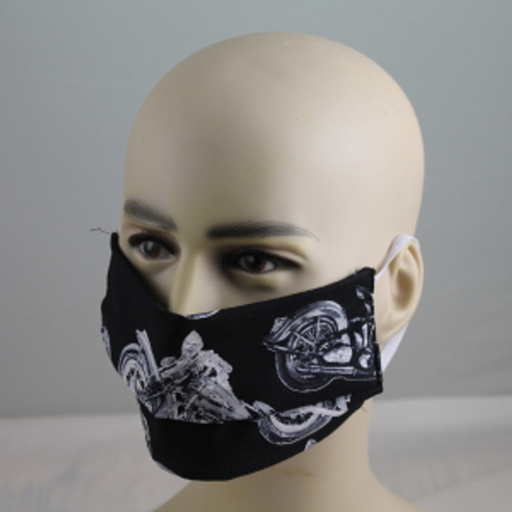 Biker 1 - Face Mask