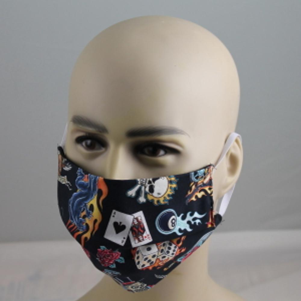 Biker 2 - Face Mask