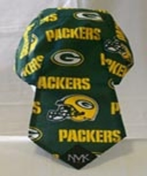 Packers -  With Hook & Loop Strap - From NoMoreKnots