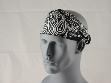 Mini DooZ - Black Paisley