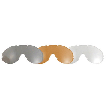 Phoenix - Motorcycle Goggles - OTG Goggle With Amber, Clear, and Smoke  Lenses