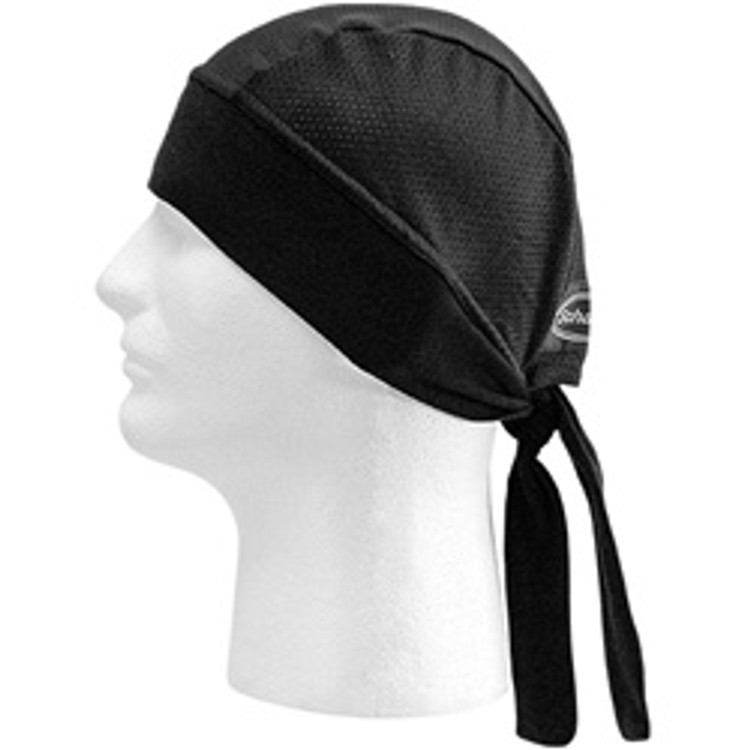 Schampa, Z-wrap, Stretch Bandana, Black w/Mesh Top