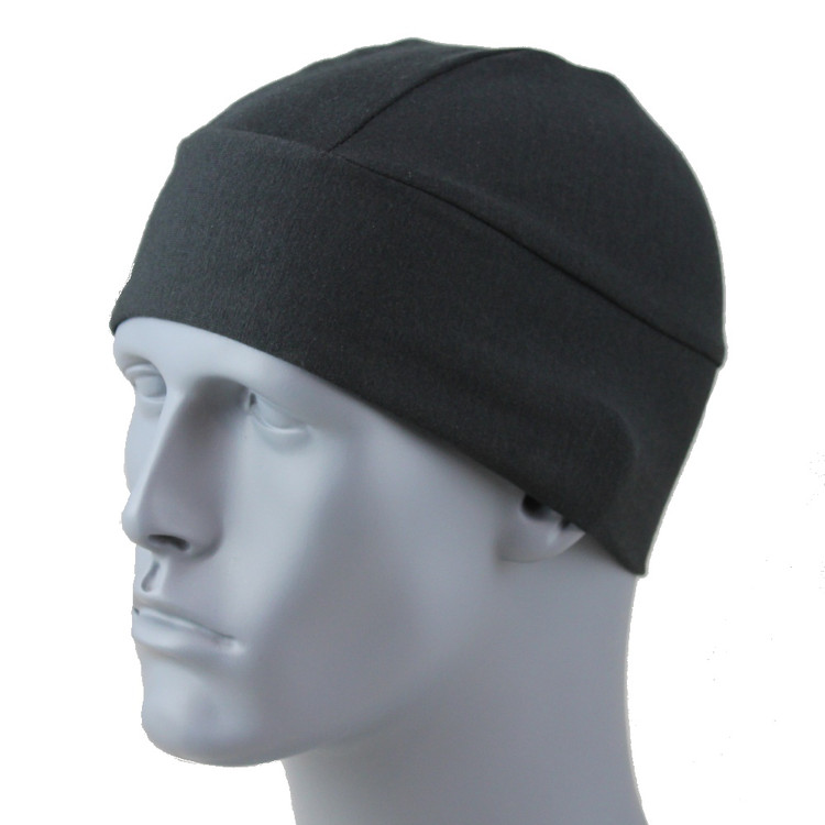 Black Riders Beanie by RidersWrap