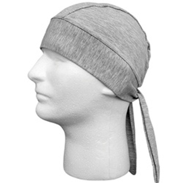 Schampa, Z-wrap, Stretch Bandana, Light Grey