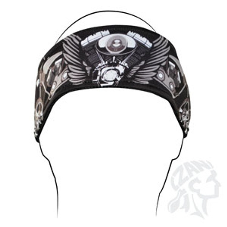 Headband, VTwin Wings