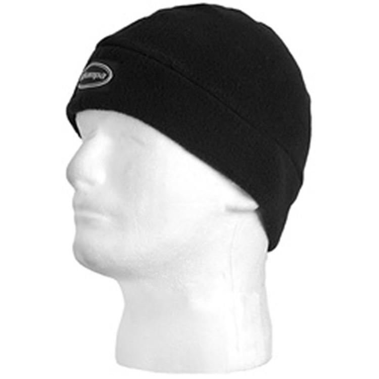 Schampa - Fleece Cuff Hat Beanie - Black