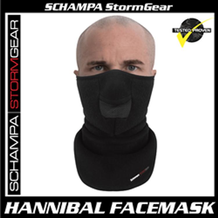 Schampa's Hannibal Stormgear Facemask