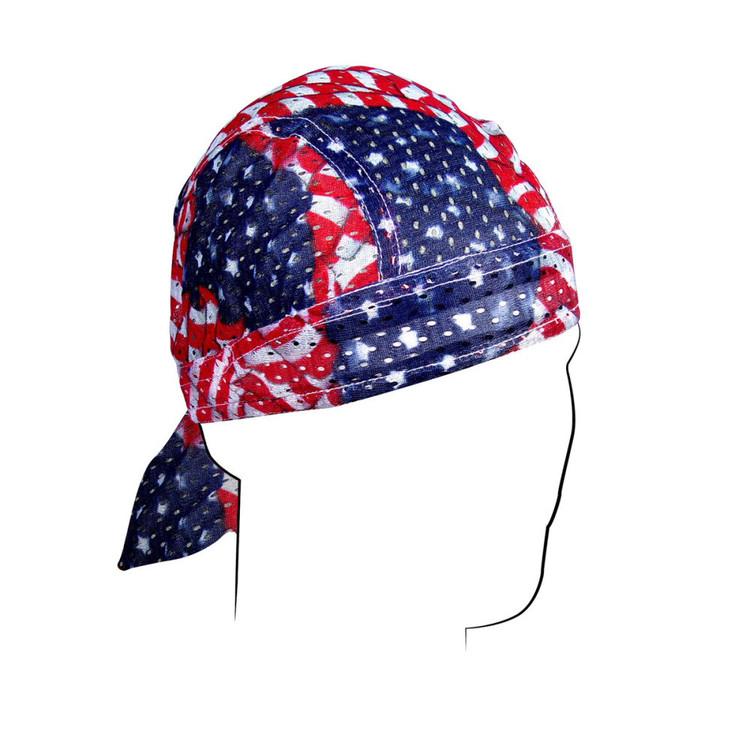 Flydanna -Wavy American Flag, Vented
