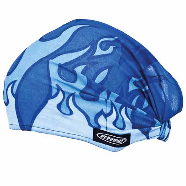 DooZ - Blue Contrasting Flaming