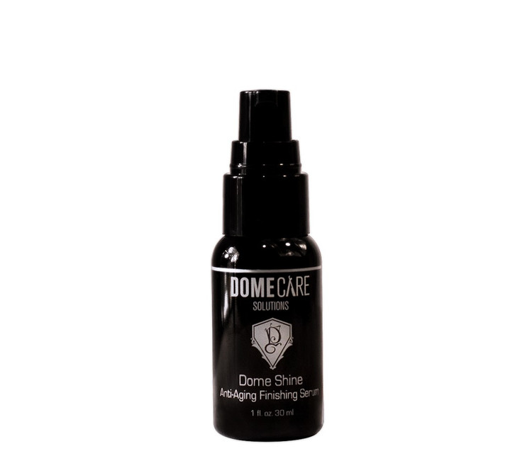 DomeCare Dome Shine - Anti-Aging Finishing Serum - 1 fl.oz. - Pump