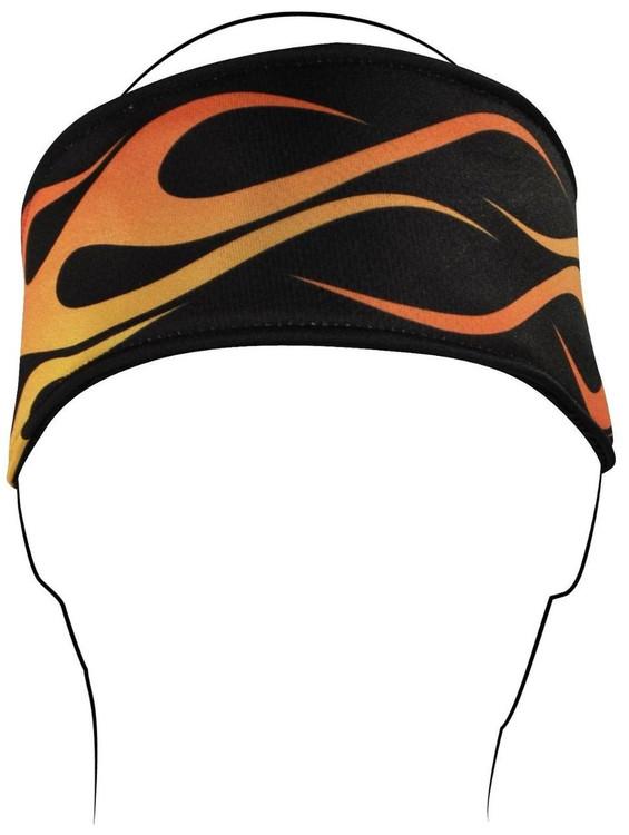 Headband, Flames