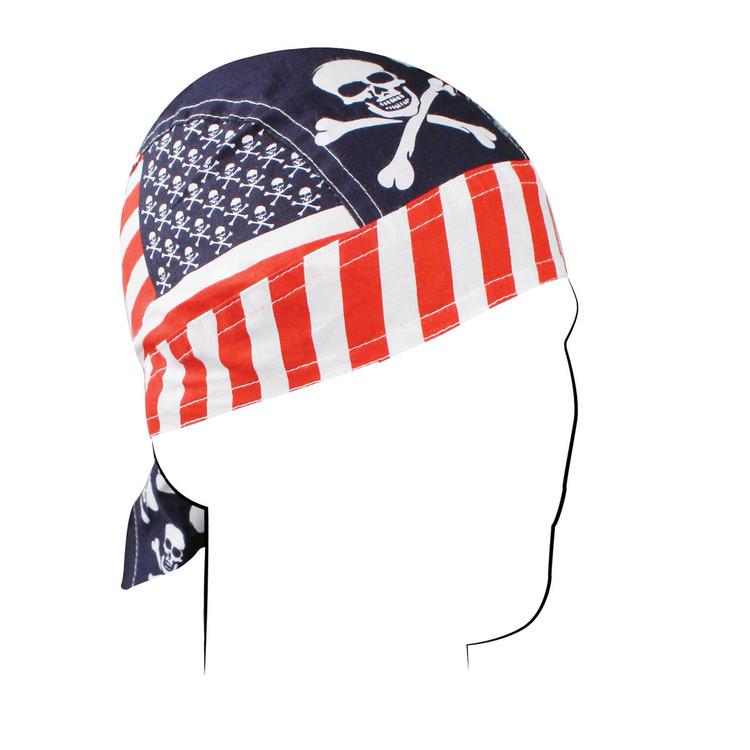 Flydanna, Patriotic Skull