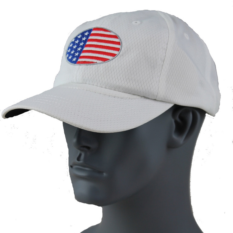 4HeadWear Sweat Bandit Cap - Oval Flag