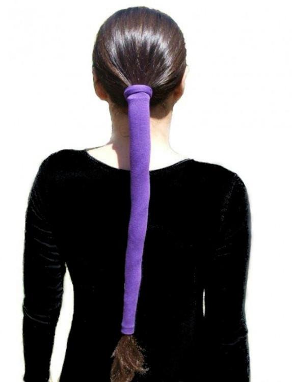 Wrapter Hair Tube - Purple