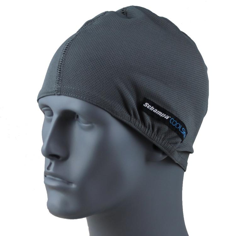 Coolskin Skull Cap - Gray