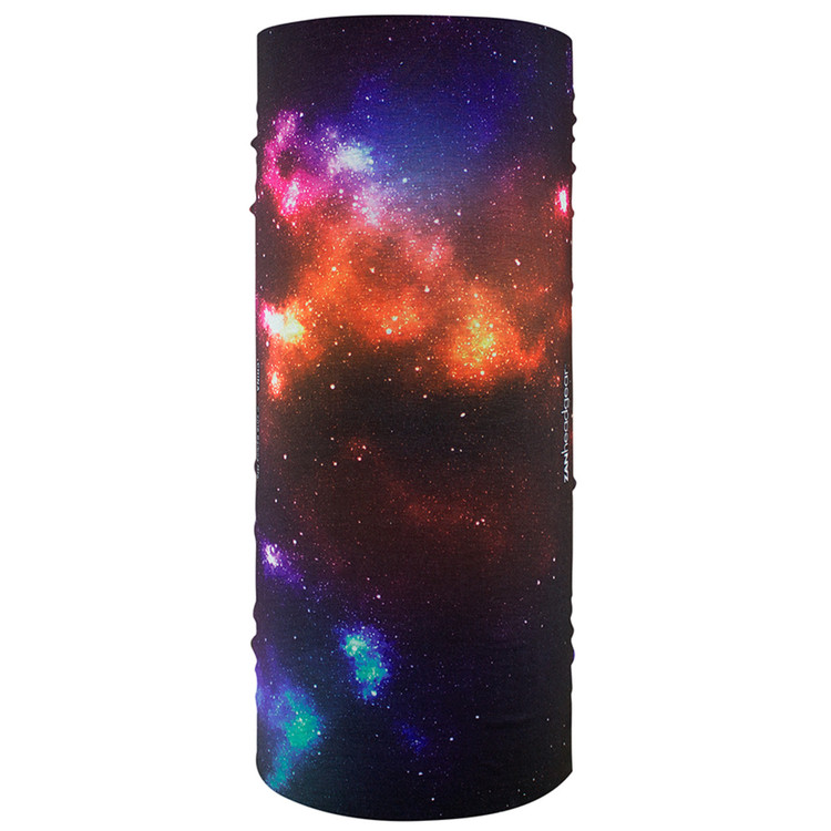 Motley Tube, 100% Polyester, Orion, Multifunctional Headwear