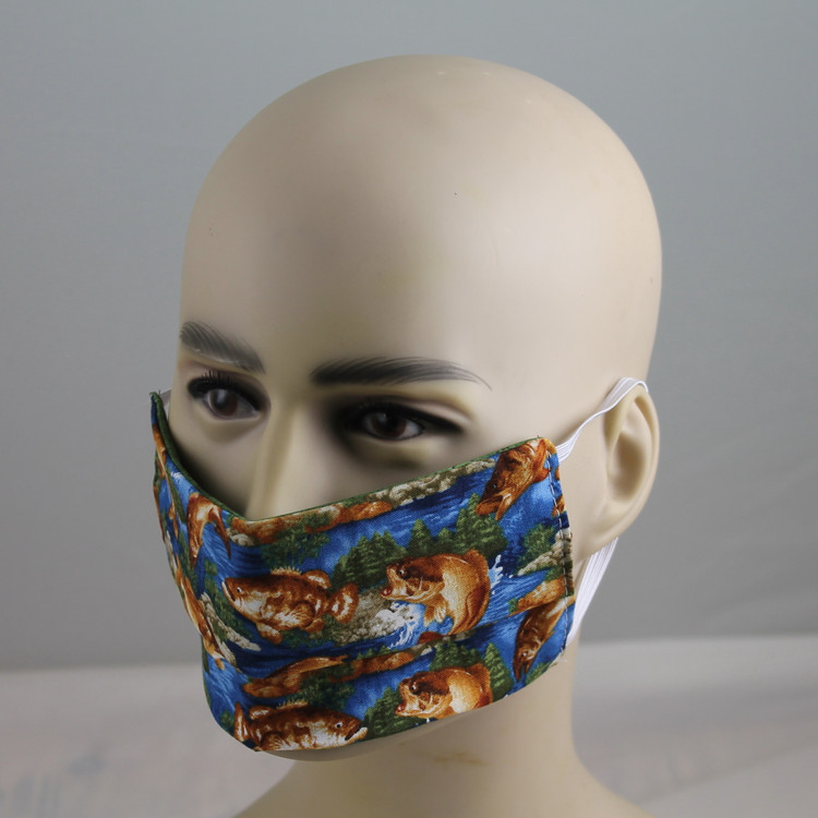 Fishing 2 - Face Mask