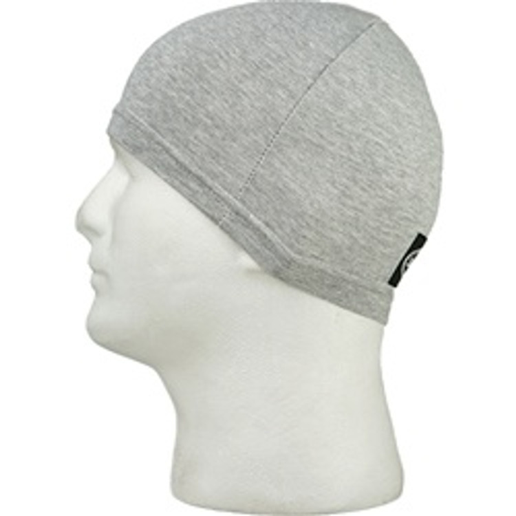 Traditional Stretch Skullcap - Light Grey