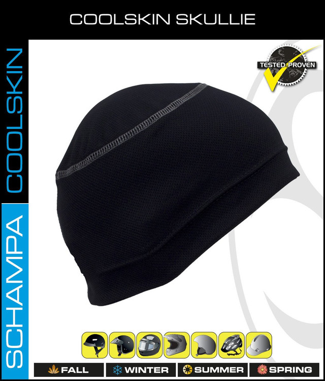 CoolSkin Skullie - Grey