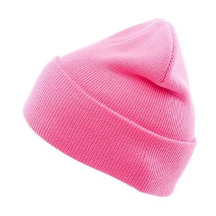 Beanie - Neon Pink