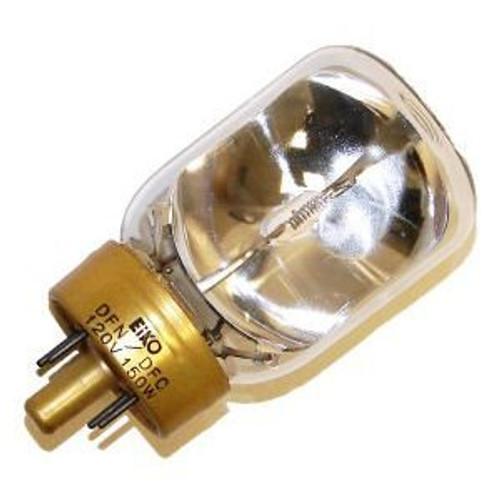DFN DFC 150W 120V T12 G17q 8mm Filmstrip Projector Bulb