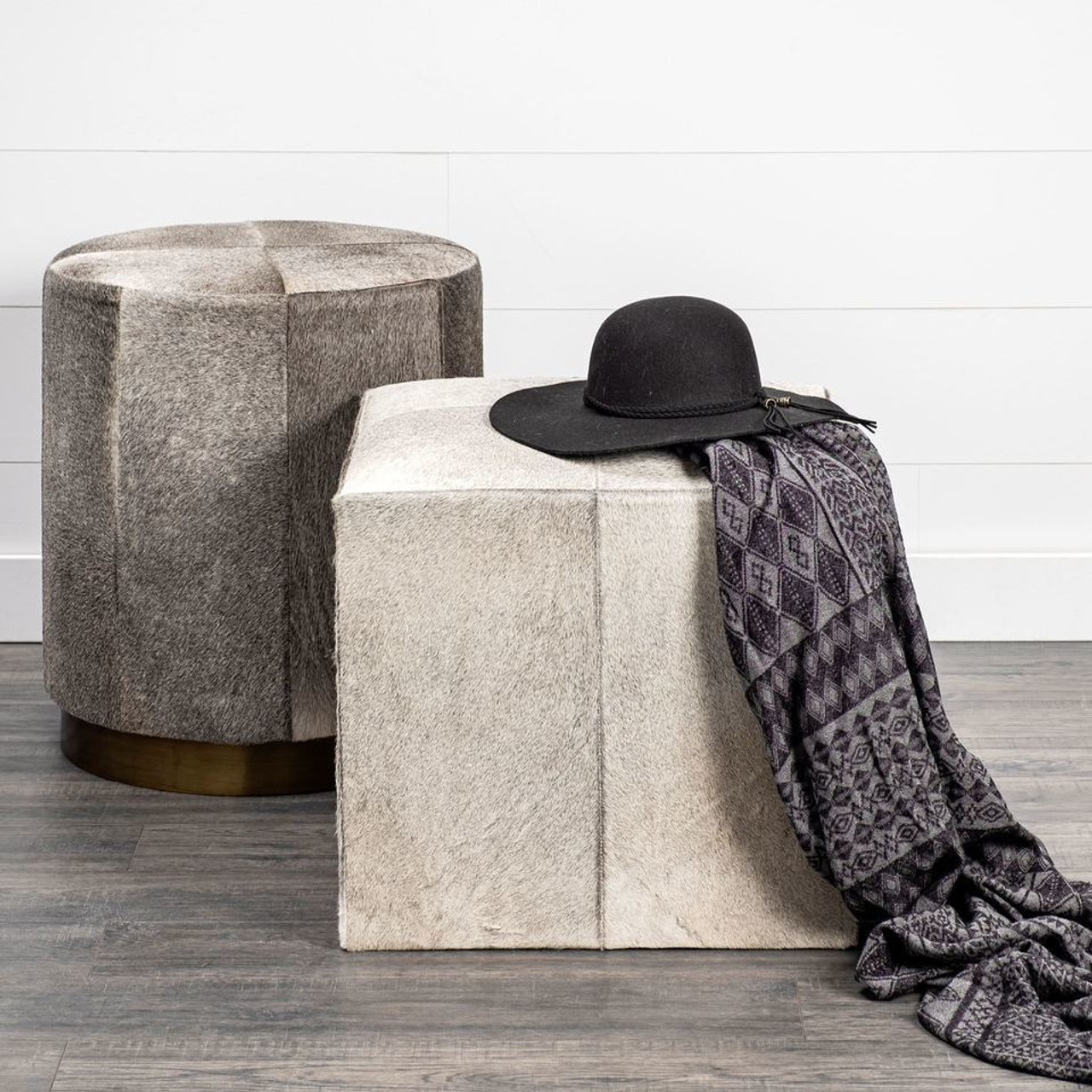 Stool and Ottomans