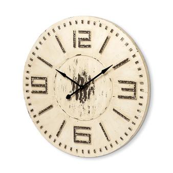 "63034 - Devonshire 42"" Round Oversized Farmhouse Wall Clock"