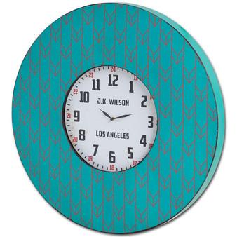 "63084 - Calabash I 33"" Oversize Contemporary Wall Clock"