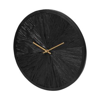 "68995 - Silo 16.5"" Round Large Modern Wall Clock"