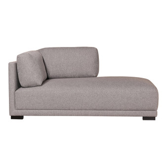 ROMEO CHAISE RIGHT GREY