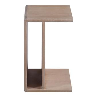 HIROKI ACCENT TABLE WHITE OAK