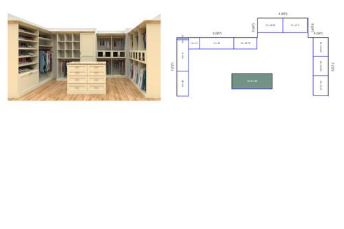 Pisa Master Closet