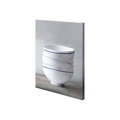 101057-S -Four Artisan Bowls (27 x 36)