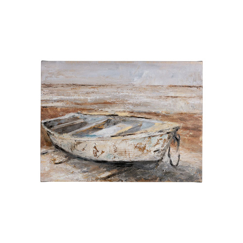 101503-S -Weathered Rowboat I (36 x 27)