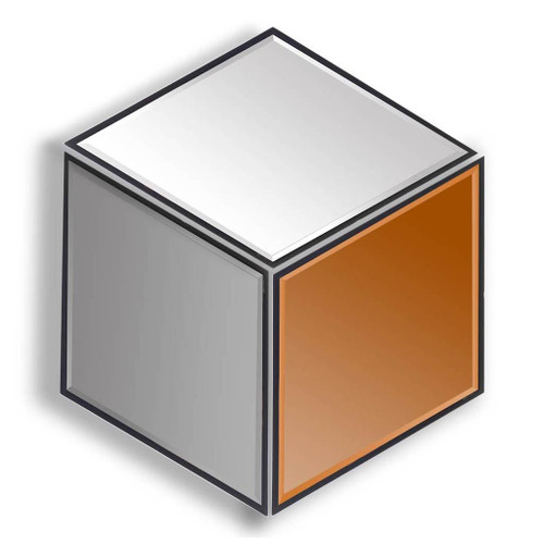 37281 - Lennox (Set of 3) Geometric Mirrors