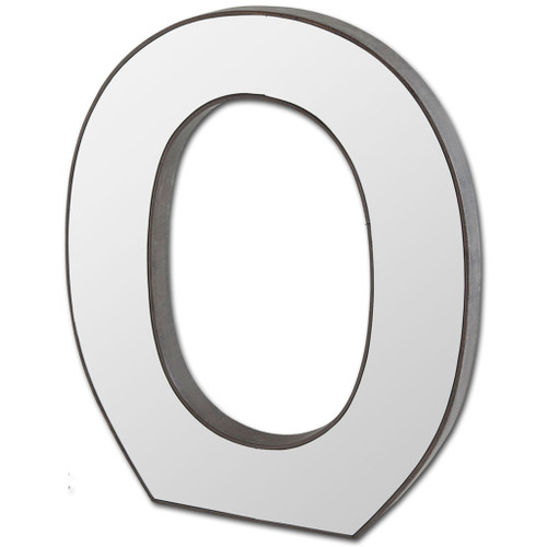 44178 - Ammable II Mirrored Letter O