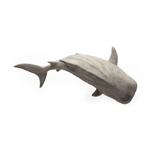 57324 - Willa Small Whale Shark sculpture