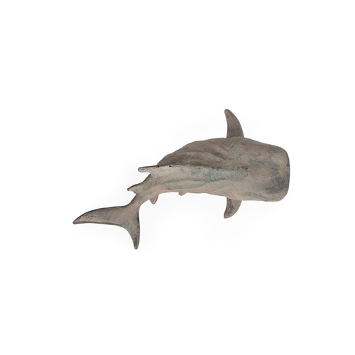 57325 - Willa Large Wall-Mountable Whale Shark Sculpture
