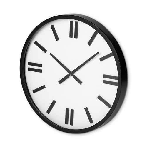"""68530 - Derby 24"""" Round Oversize Modern Wall Clock"""