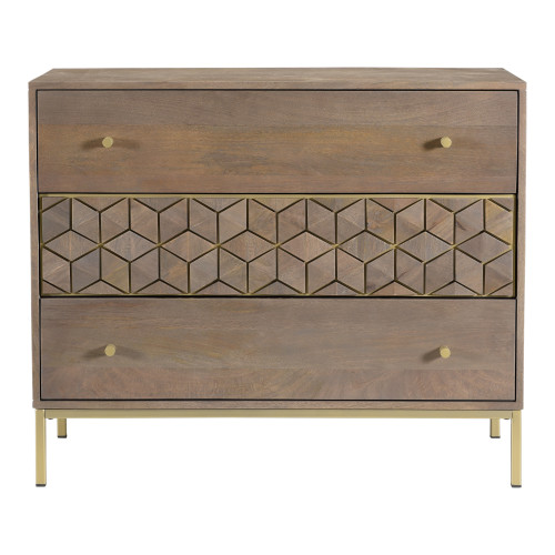 COROLLA DRAWER CHEST