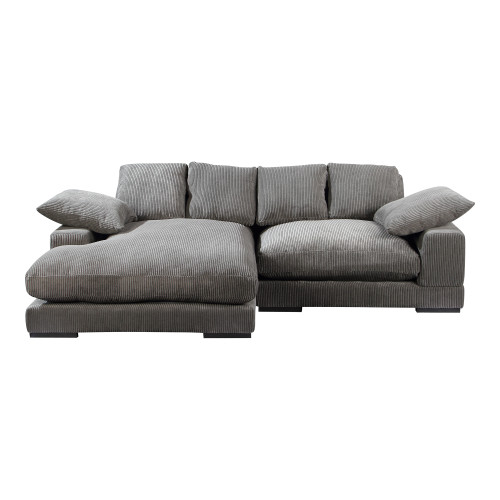 PLUNGE SECTIONAL CHARCOAL