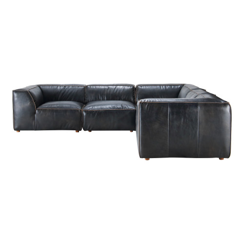 LUXE CLASSIC L-SHAPE SECTIONAL SOFA