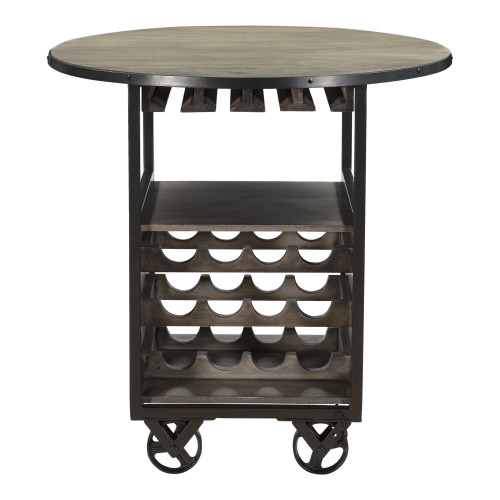JULEP BAR CART
